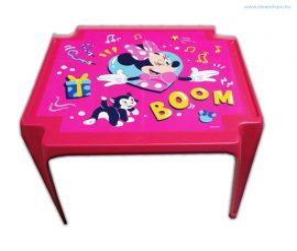 Disney  Minnie egeres gyerekasztal