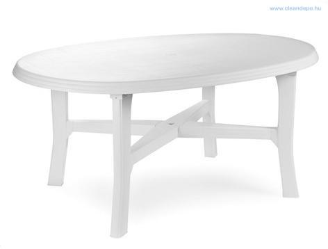 Danibio asztal fehér 165x110