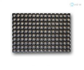 Lábtörlő 40x60 cm Gumi