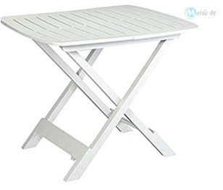 TEVERE Összecsukható asztal