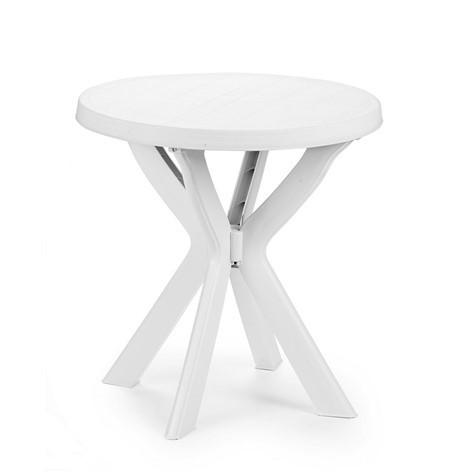 Don kerek asztal fehér 70 cm-es