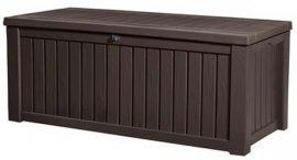 Kerti tároló láda  Rockwood Storage Box 570 l