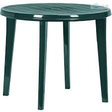 Lisa kerek asztal