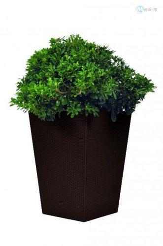 Virágtartó Rattan planter L  144,8 L
