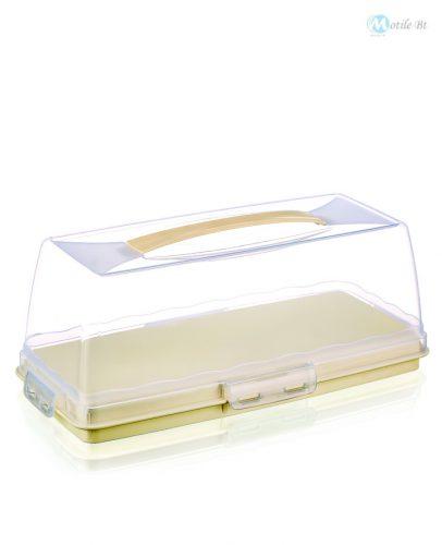 Süteménytartó doboz  37x17x14 cm