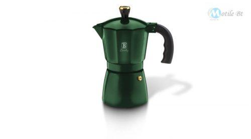 BH 6386 Emerald Collection Line 6 személyes kotyogós  kávéfőző