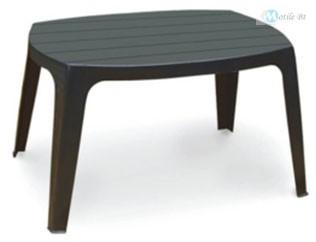 KAI 76x49x43 cm szögletes asztal