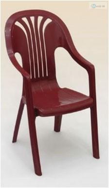 Chorus magastámlás szék bordó