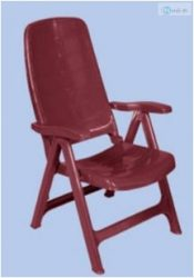 Prelude, Hámor 5 pozíciós szék bordó