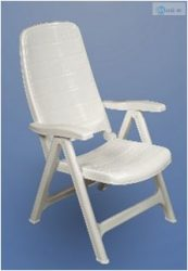 Prelude, Hámor 5 pozíciós szék fehér
