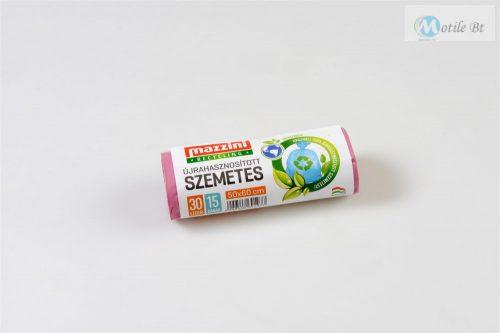 Mazzini Újrahasznosított szemetes 30 L
