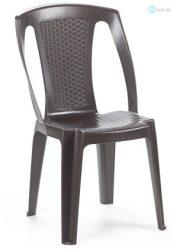 PROCIDA szék  barna
