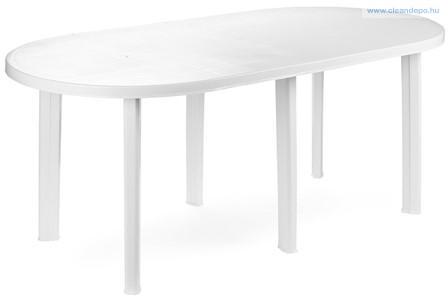 Fehér asztal 180x90 cm-es Tavolo
